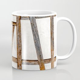 Half-timber Wall Structure Coffee Mug