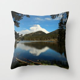 A Remarable Place Throw Pillow
