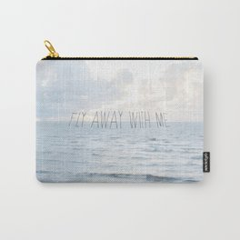 Fly Away With Me III Carry-All Pouch