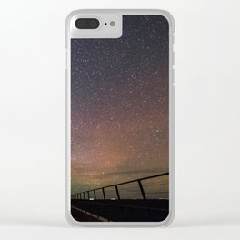 Residencia at Paranal Clear iPhone Case