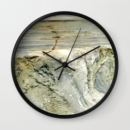 Marble Inside Photography Wall Clock