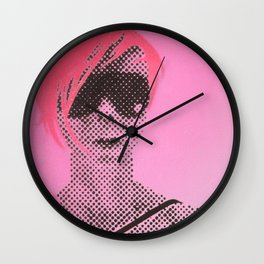 Gerald Laing Posto 10 Wall Clock