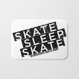 Skate Sleep Skate Bath Mat