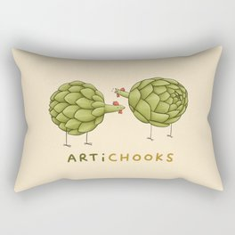 Artichooks Rectangular Pillow
