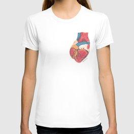 Pumping Heart T-shirt