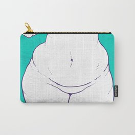 Hourglass Carry-All Pouch