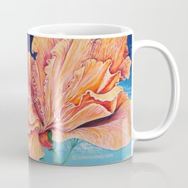 Heavenly Hibiscus Coffee Mug