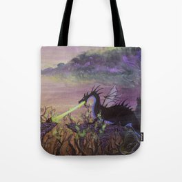 Maleficent's Wrath Tote Bag
