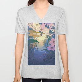 symphony of sorcery Unisex V-Neck