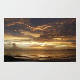Spectacular Sunset Rug