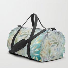 Painted Leaves Duffle Bag