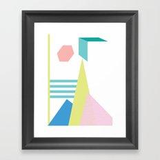 Hotel Mayfair 3 Framed Art Print