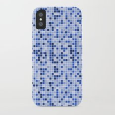 Blue World Slim Case iPhone X