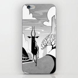 Valleys iPhone Skin