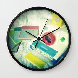 My second camera Wall Clock