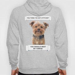 You Should Meet My Yorkie   Dogs   Nadia Bonello   Canada Hoody