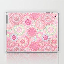 Mandala 206 (Floral) Laptop & iPad Skin
