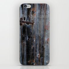 latch iPhone & iPod Skin