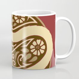 Pipe Fox Coffee Mug
