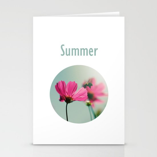 Sweet nectar Stationery Cards
