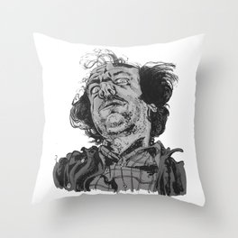 Jack Torrance, The Shining. Throw Pillow