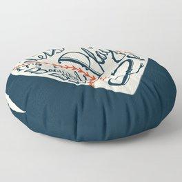 Mr. Cub Floor Pillow