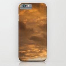 orange clouds Slim Case iPhone 6s