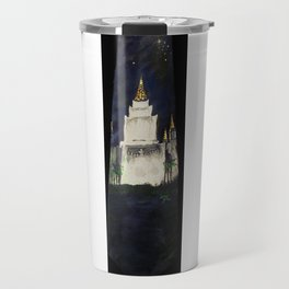 Oakland CA LDS Temple Tie 2 Travel Mug