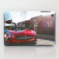 mercedes iPad Cases featuring AMG Gives you Wings... by Alexandre1983 Photography