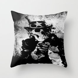 uncle scam Throw Pillow