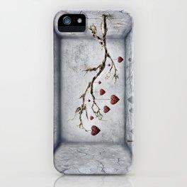 Der alte Liebesbaum  iPhone Case