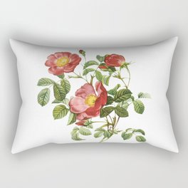 Vintage Red Roses [06] Rectangular Pillow