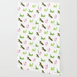 The Leaf Mantis Wallpaper