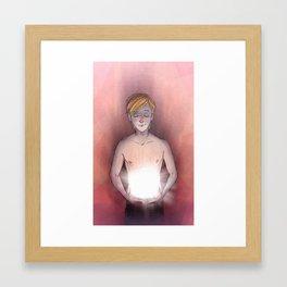 Shiny Box Framed Art Print