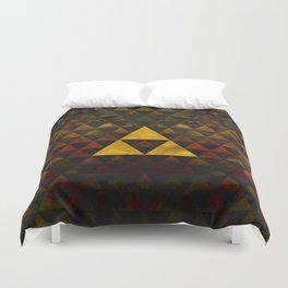Ganondorf Geometry Duvet Cover