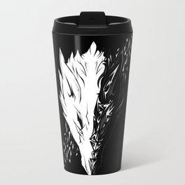 The Lone Wolf Travel Mug