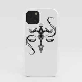 Signs of the Zodiac - Libra iPhone Case