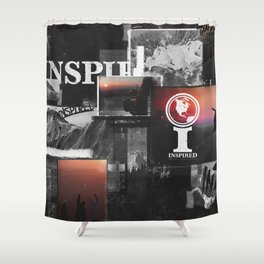 Inspired Media Concepts Shower Curtain