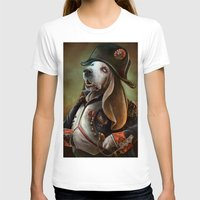 napoleon T-shirts featuring Napoleon Boneaparte by Christina Hess