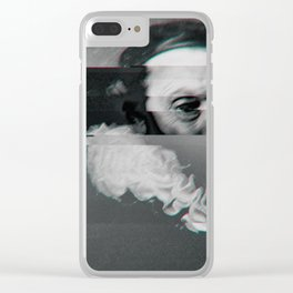 Your Passport Please! Clear iPhone Case