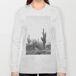 DESERT / Scottsdale, Arizona Long Sleeve T-shirt