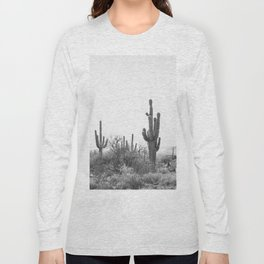 DESERT / Scottsdale, Arizona Long Sleeve T-shirt