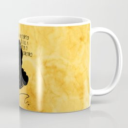 The First, Painful Stage of a Blessing Coffee Mug