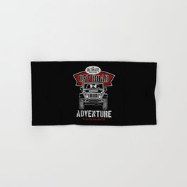 the ultimate off road Hand & Bath Towel