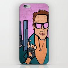 Come with Me If You Want to Lift iPhone & iPod Skin
