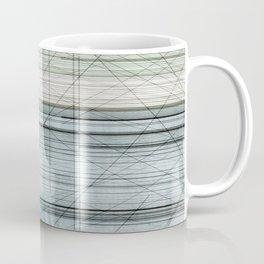 modern mid century, Graphic art, neutral colors, geometric art, circles, modern painting, abstract p Coffee Mug