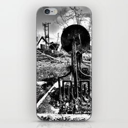 Water Well iPhone Skin