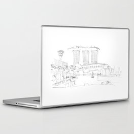 Singapore Laptop & iPad Skin
