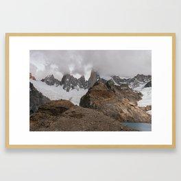 EL CHALTEN Framed Art Print