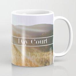 Day Court Coffee Mug